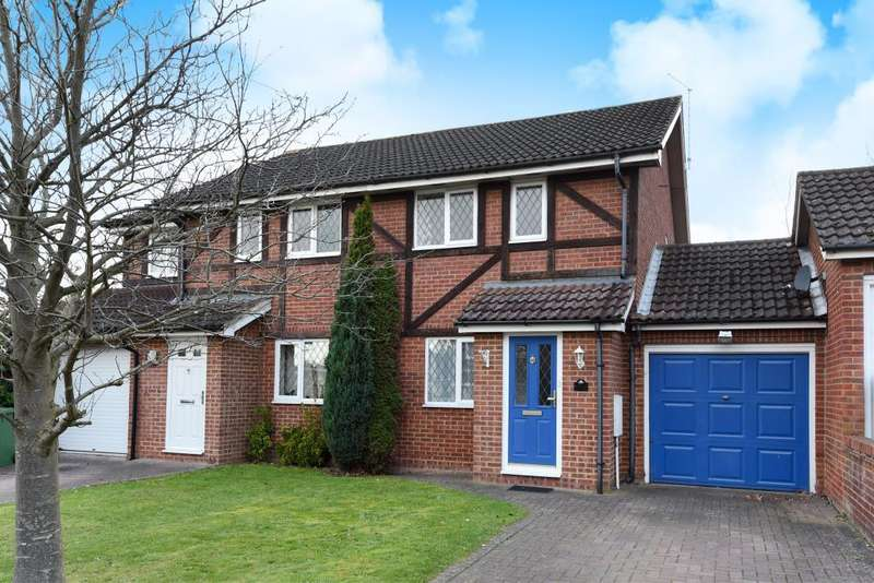 2 Bedrooms House for sale in Binfield, Berkshire, RG42