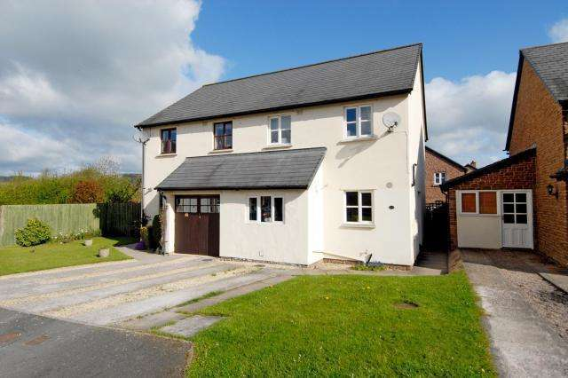 2 Bedrooms House for rent in Warren Close, Hay-on-Wye, HR3