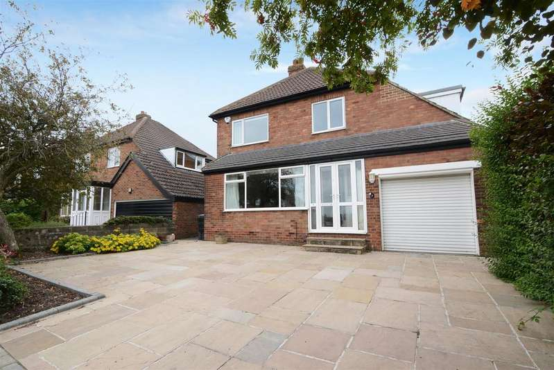 4 Bedrooms Detached House for sale in Billing View, Rawdon