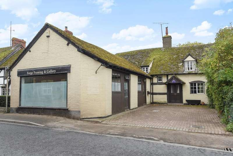 4 Bedrooms Cottage House for sale in Eardisley, Herefordshire, HR3