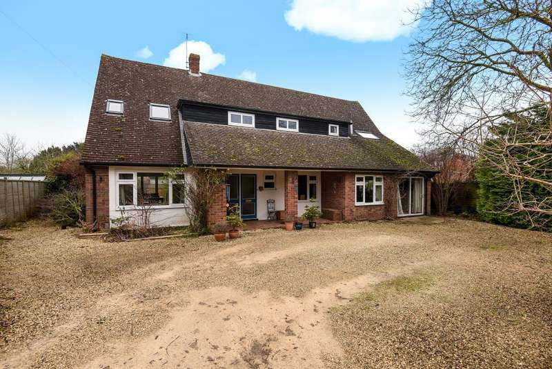 4 Bedrooms Detached House for sale in Wantage Road, Harwell, OX11