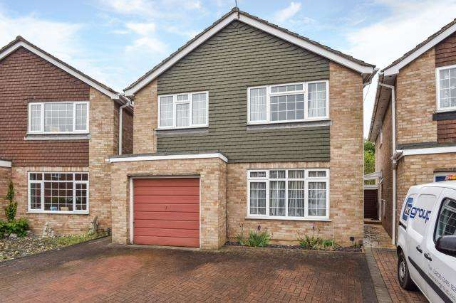 4 Bedrooms Detached House for sale in Maidenhead, Berkshire, SL6