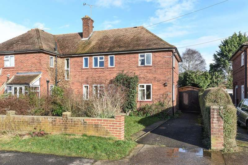 3 Bedrooms House for sale in Newfield Gardens, Marlow, SL7
