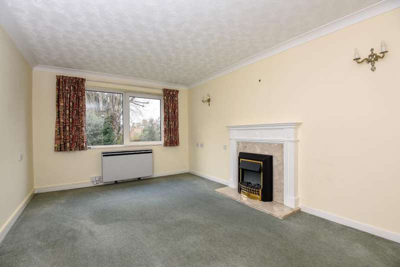 1 Bedroom Retirement Property for sale in Diamond Court, Summertown,, North Oxford, Oxon, OX2
