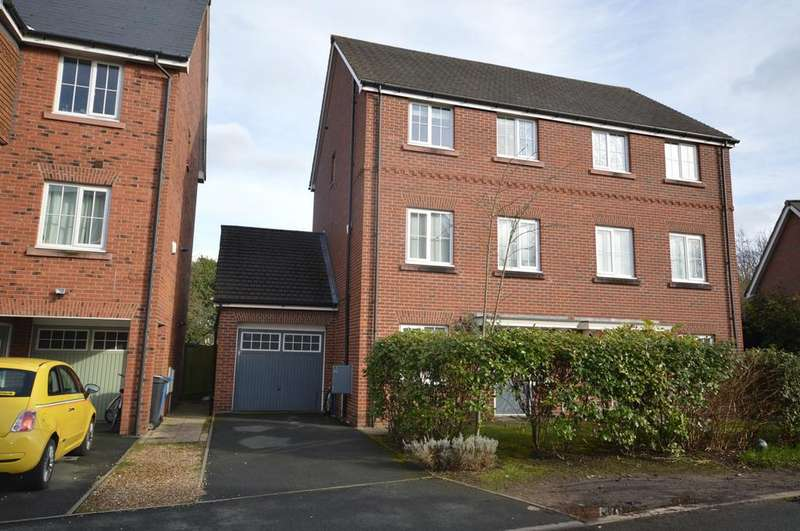 4 Bedrooms Town House for sale in Chaise Meadow, Lymm, WA13