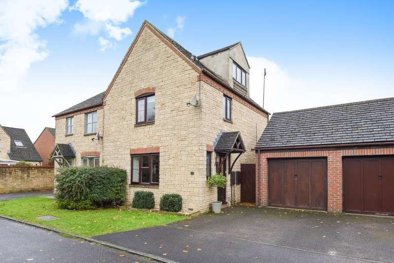 4 Bedrooms House for sale in Snowshill Drive, Deer Park, Witney, OX28