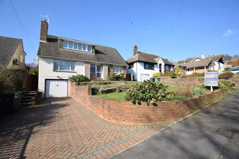 4 Bedrooms Detached House for sale in The Byeway, Hastings