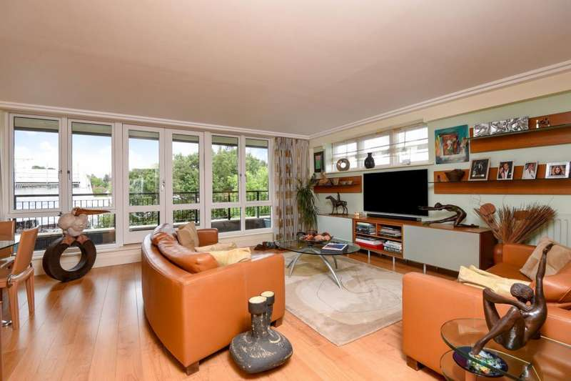 3 Bedrooms Flat for sale in Westfield, Kidderpore Avenue, NW3