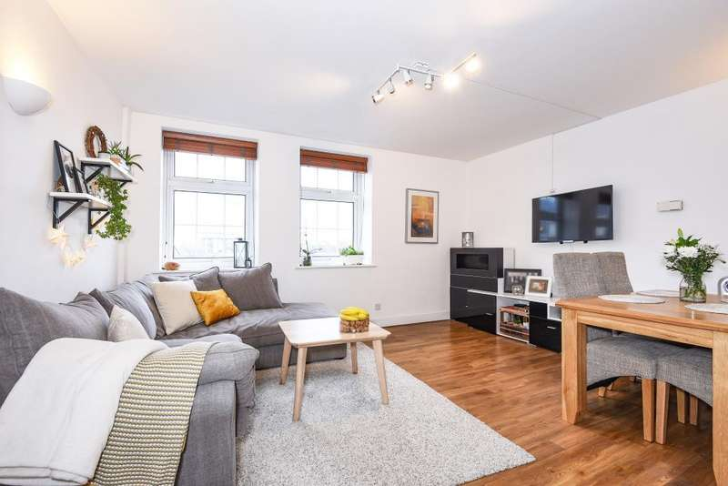 2 Bedrooms Flat for sale in City Gate, Reading, RG1