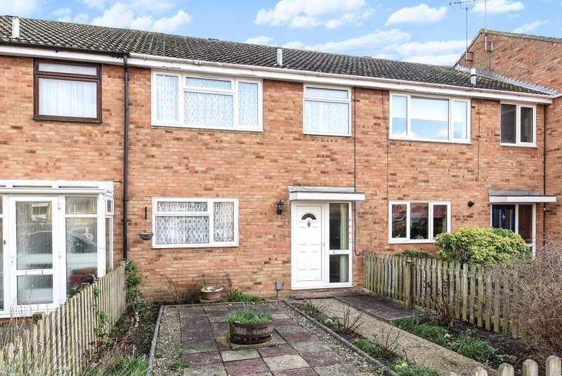 3 Bedrooms House for sale in Orwell Close, Aylesbury, HP21