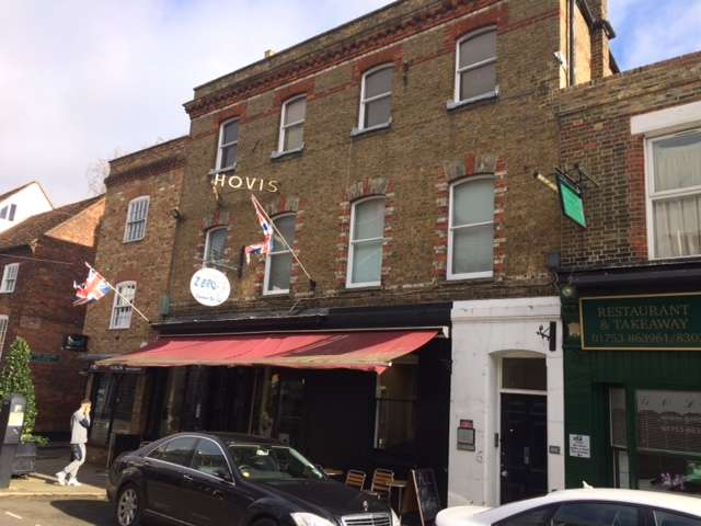 Residential Development Commercial for sale in 45A HIGH STREET,ETON,SL4 6BL, Eton, Windsor