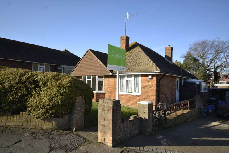 2 Bedrooms Detached Bungalow for sale in Deans Drive, Bexhill On Sea, TN39