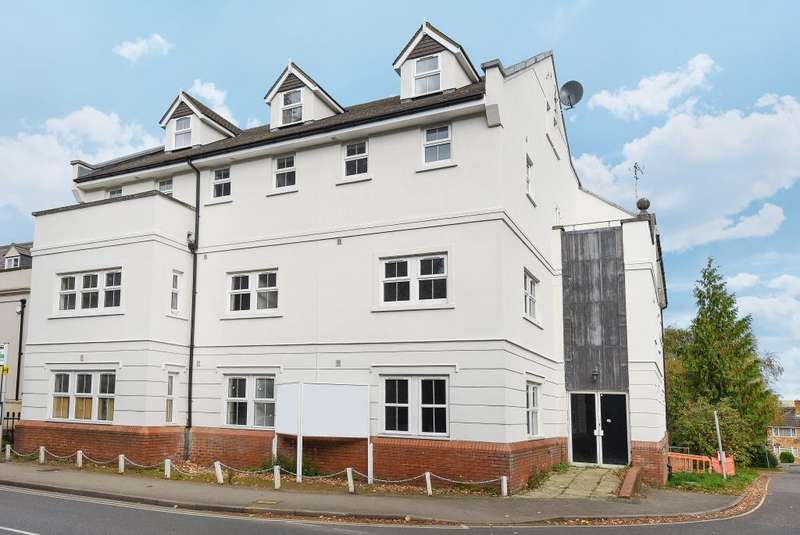 2 Bedrooms Flat for sale in Flat 3, 46 West Bar Street, Banbury, OX16