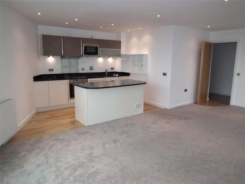 3 Bedrooms Flat for rent in Watermans Place, Granary Wharf, Leeds, LS1