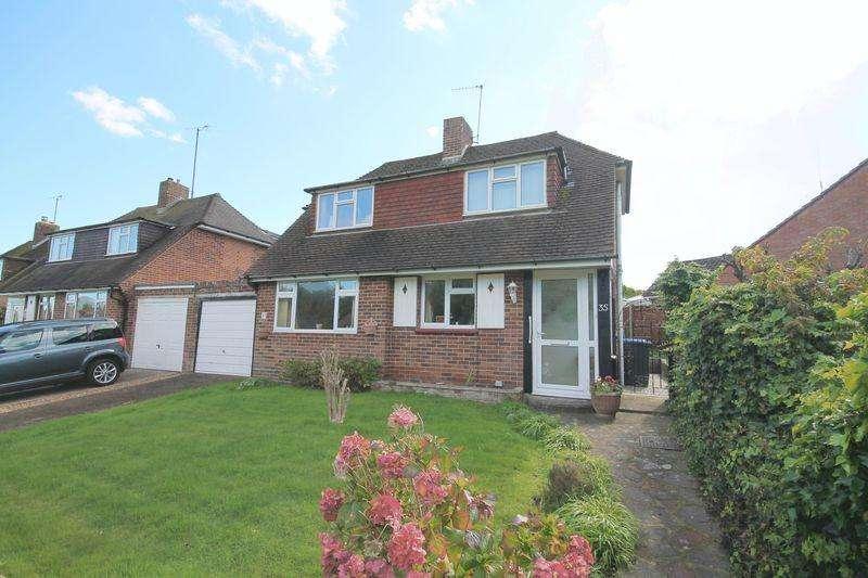 2 Bedrooms Detached Bungalow for sale in Ockenden Way, Hassocks West Sussex,