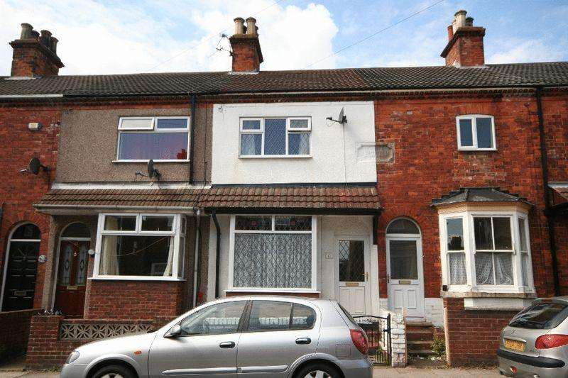 3 Bedrooms Terraced House for sale in THRUNSCOE ROAD, CLEETHORPES