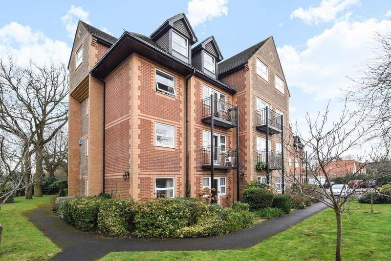 1 Bedroom Retirement Property for sale in Malborough House, Reading, RG2