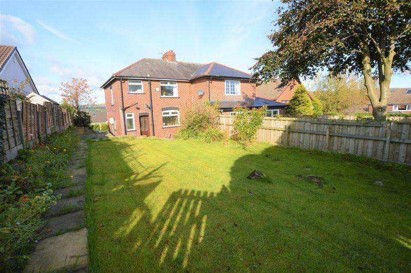 3 Bedrooms Semi Detached House for sale in Milnrow Road, Littleborough