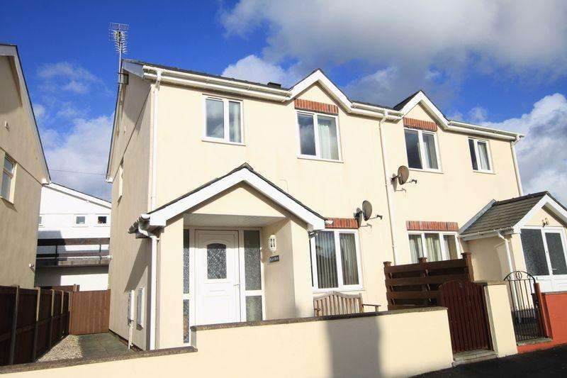 3 Bedrooms Semi Detached House for sale in Llanfairpwll, Anglesey