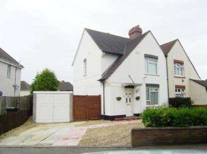 3 Bedrooms Semi Detached House for sale in Barford Avenue, Bedford, Bedfordshire