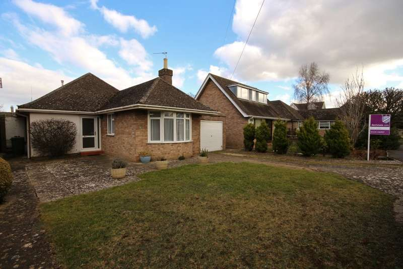 3 Bedrooms Detached Bungalow for sale in Galley Field, Abingdon-on-Thames, OX14