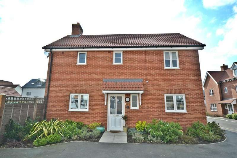 3 Bedrooms Detached House for sale in Eldridge Close, Clavering