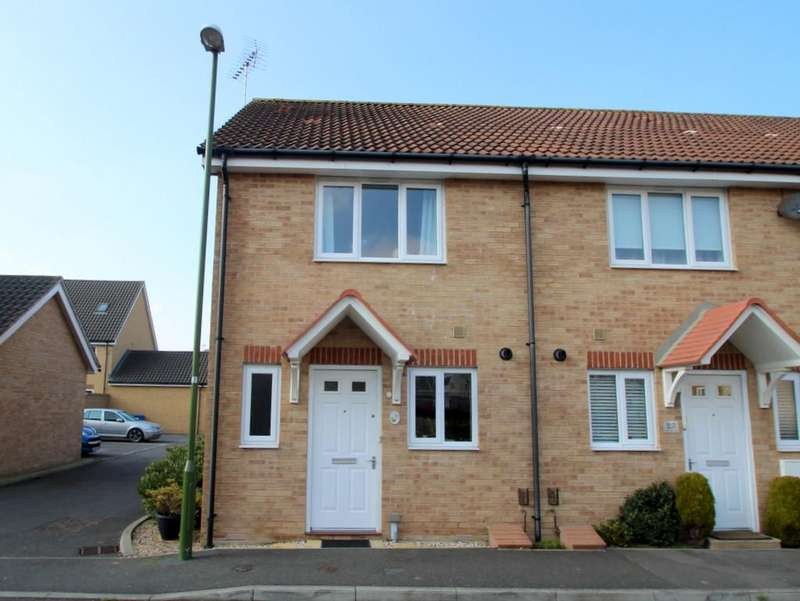 2 Bedrooms End Of Terrace House for sale in Gratwicke Drive, Wick