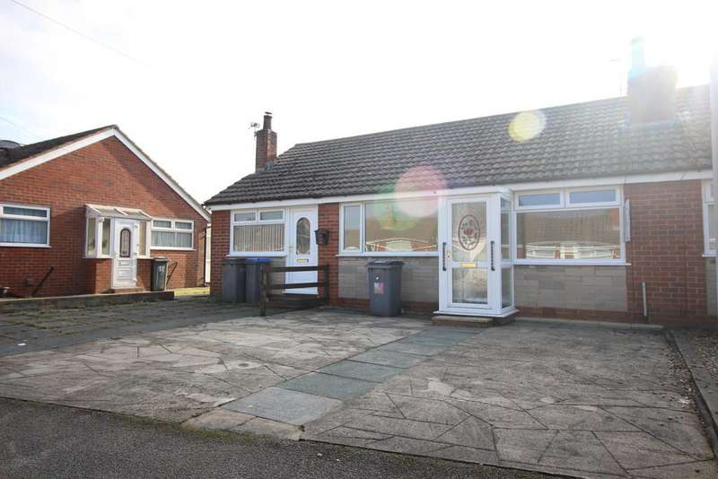 1 Bedroom Terraced Bungalow for sale in Eastpines Drive, Thornton-Cleveleys