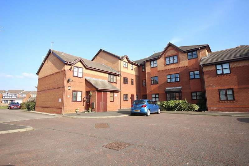 1 Bedroom Apartment Flat for sale in Kittiwake Close, Thornton-Cleveleys