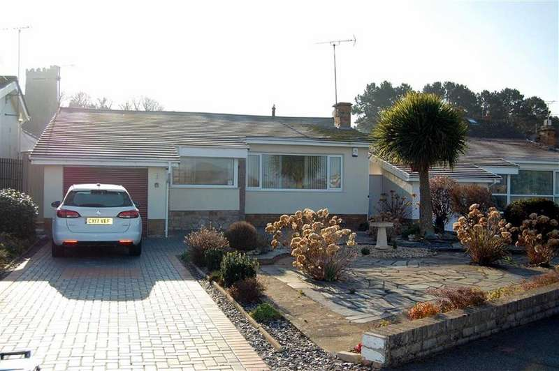 2 Bedrooms Detached Bungalow for sale in Rochester Way, Rhos On Sea, Colwyn Bay