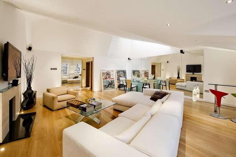 3 Bedrooms Flat for sale in Rutland Gate, Knightsbridge, SW7