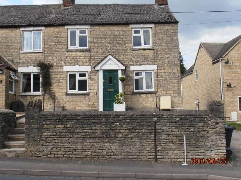 3 Bedrooms Semi Detached House for rent in Crawley Road, Witney, Oxon, OX28 1HS