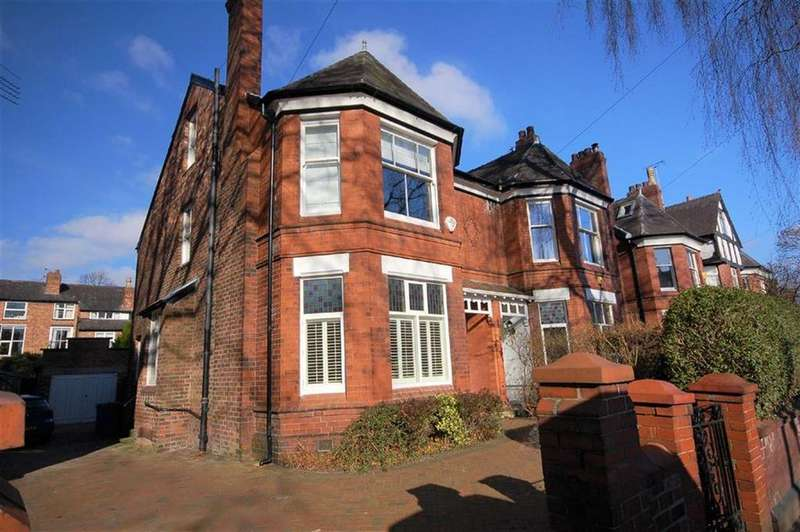 4 Bedrooms Semi Detached House for sale in Victoria Avenue, Didsbury, Manchester, M20