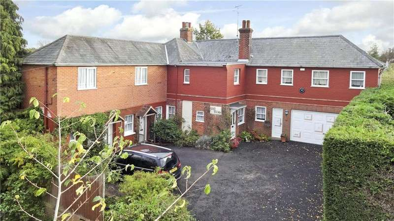 6 Bedrooms Detached House for sale in Frambury Lane, Newport, Saffron Walden, Essex, CB11
