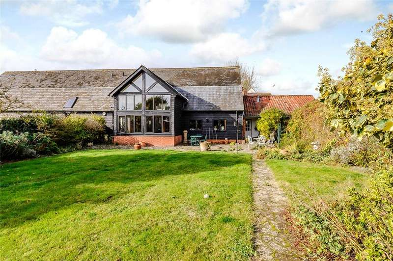 4 Bedrooms Semi Detached House for sale in Pentlow, Sudbury, Suffolk, CO10