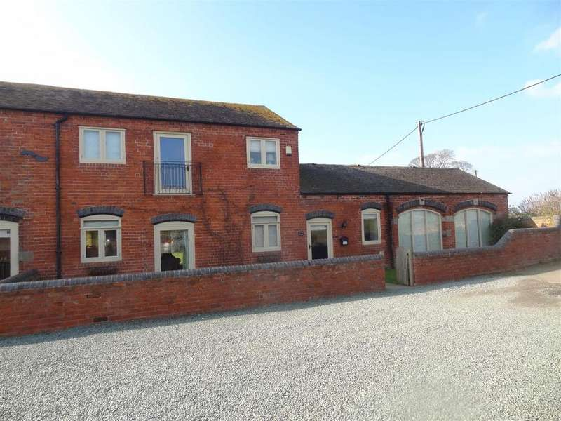 3 Bedrooms Barn Conversion Character Property for rent in Kingfisher Cottage, Horton, Wem, Shrewsbury