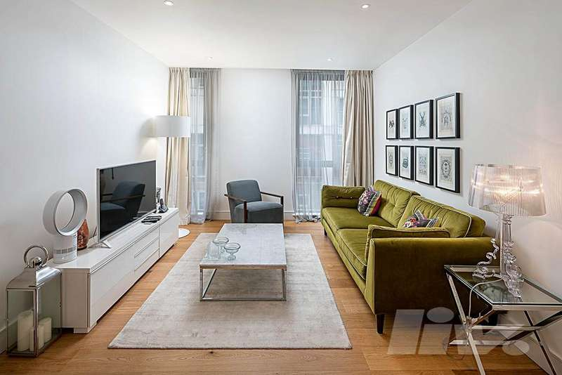 1 Bedroom Flat for sale in Melrose Apartments, Winchester Road, Swiss Cottage, NW3