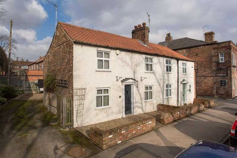 2 Bedrooms Semi Detached House for sale in Front Street, Acomb, York
