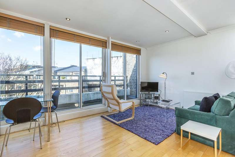 1 Bedroom Flat for sale in Lexham Gardens, London. W8