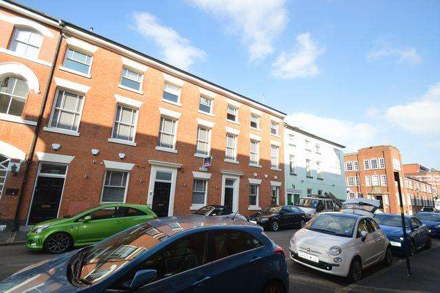 2 Bedrooms Apartment Flat for rent in George Street Chambers, 36-37 George Street, BIRMINGHAM, B3