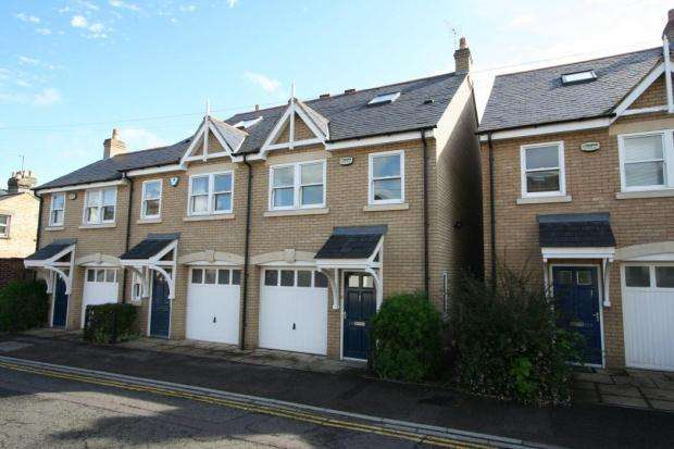 4 Bedrooms Terraced House for rent in Godesdone Road, Cambridge