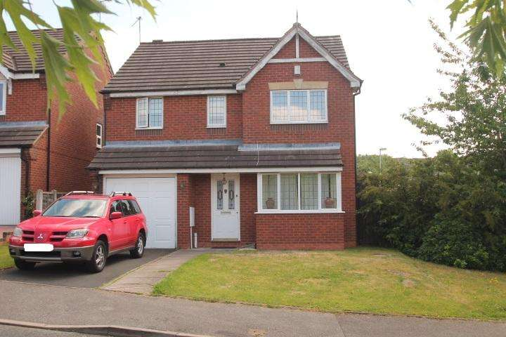 5 Bedrooms Detached House for sale in Balvenie Way, Dudley, DY1