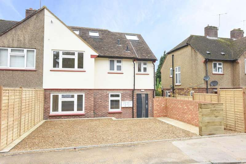 2 Bedrooms Apartment Flat for sale in Campbell Road, Weybridge KT13