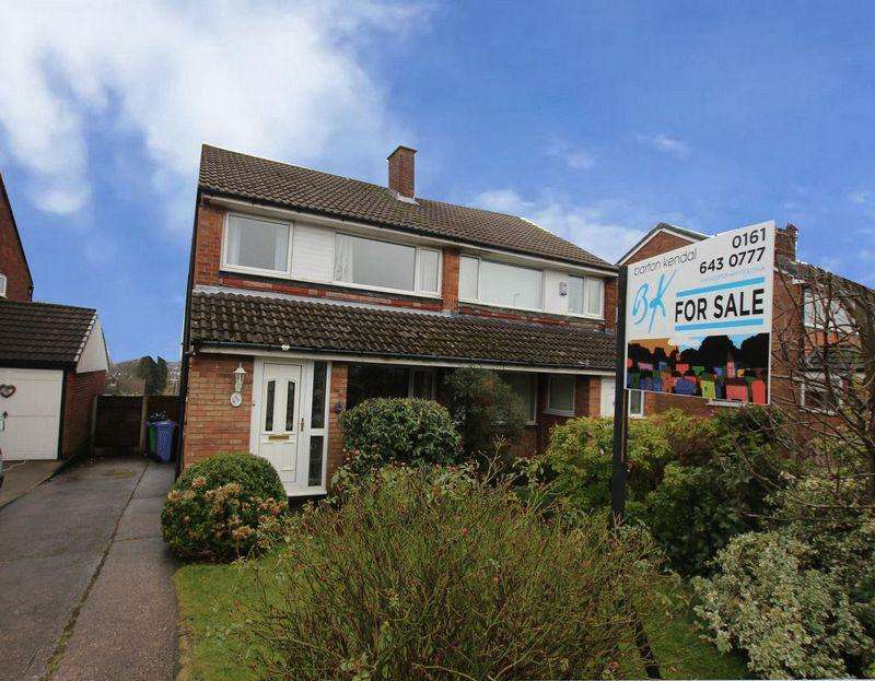 3 Bedrooms Semi Detached House for sale in Higher Lomax Lane, Heywood OL10 4RT