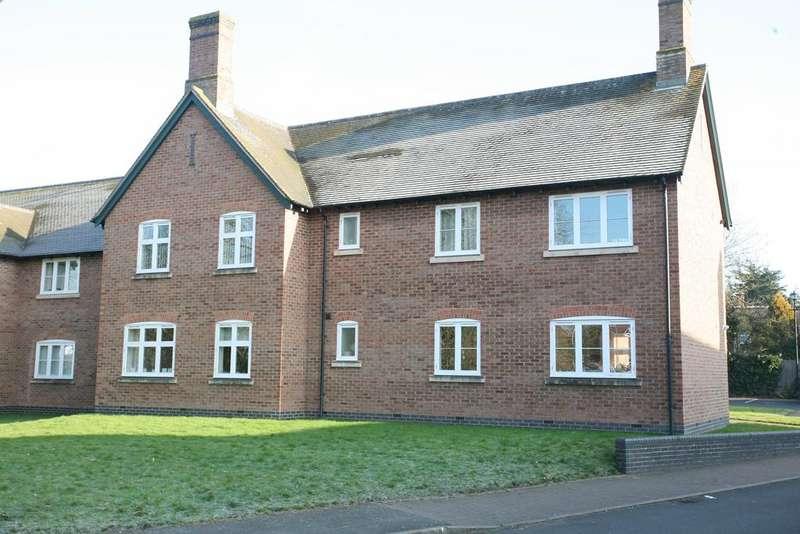 1 Bedroom Apartment Flat for sale in 6 Teddesley House, Clay Street, Penkridge, ST19 5NE