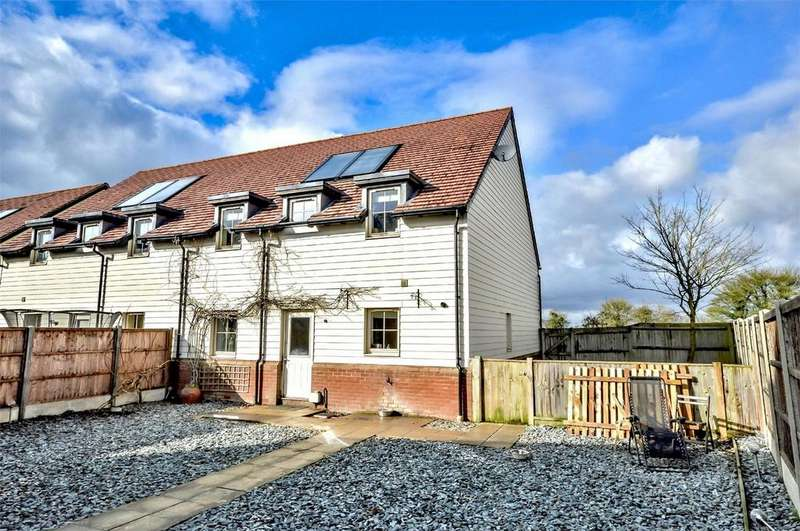 4 Bedrooms Semi Detached House for sale in 1 Bellrope Meadow, Sampford Road, Thaxted, Nr Great Dunmow
