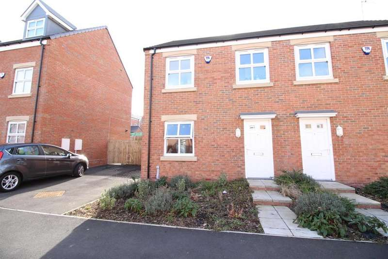 3 Bedrooms Semi Detached House for sale in Bishops Park Road, Gateshead
