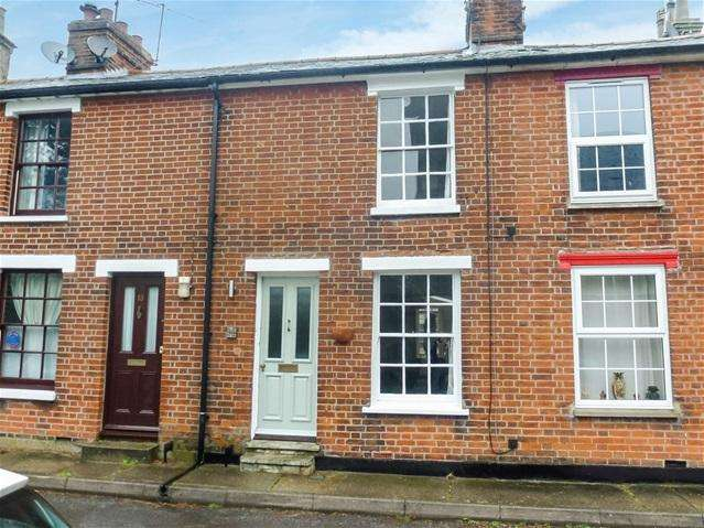 2 Bedrooms Terraced House for sale in St John's Terrace, Woodbridge