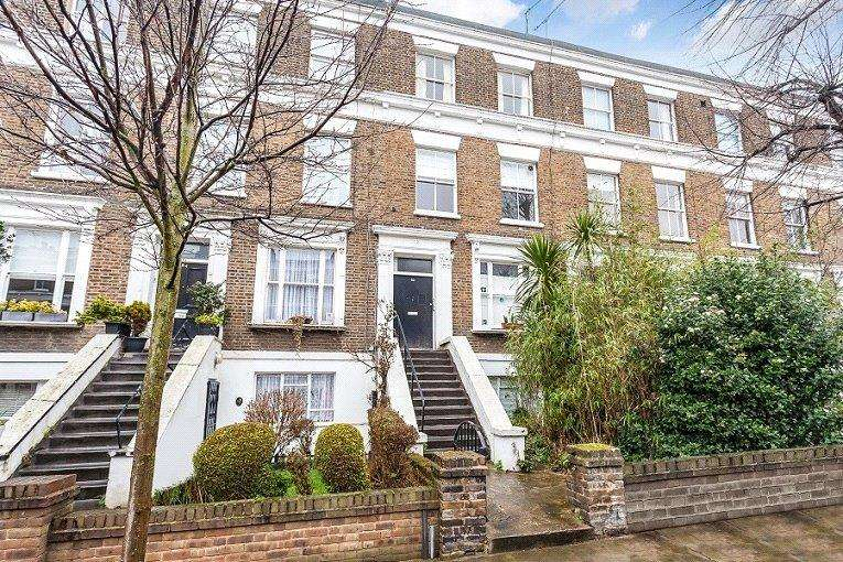 1 Bedroom Flat for sale in Gaisford Street, Kentish Town, London, NW5