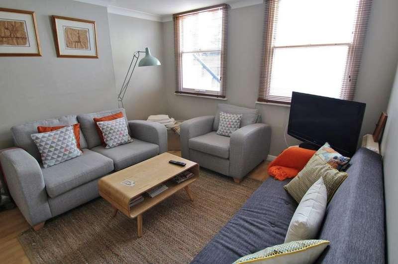 1 Bedroom Flat for sale in Norfolk Road, Brighton, BN1